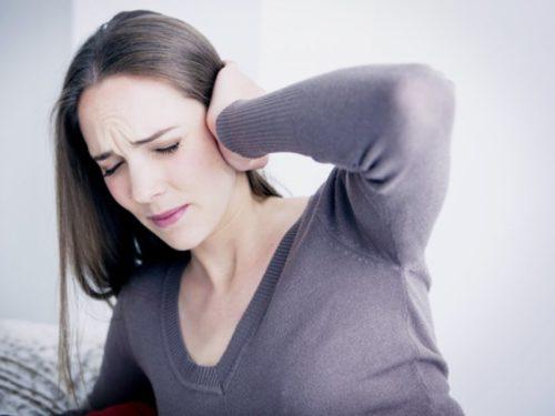 Болит заложило ухо у беременной чем лечить